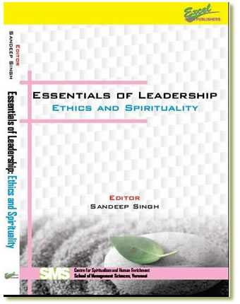 Book on Essentials of Leadership : Ethics and Spirituality